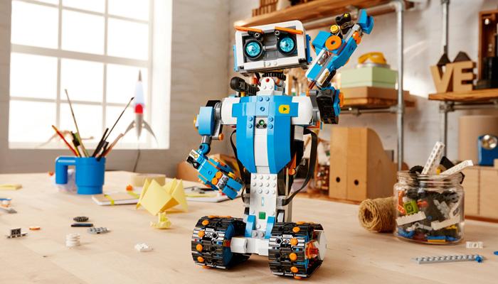CES 2017 - Lego