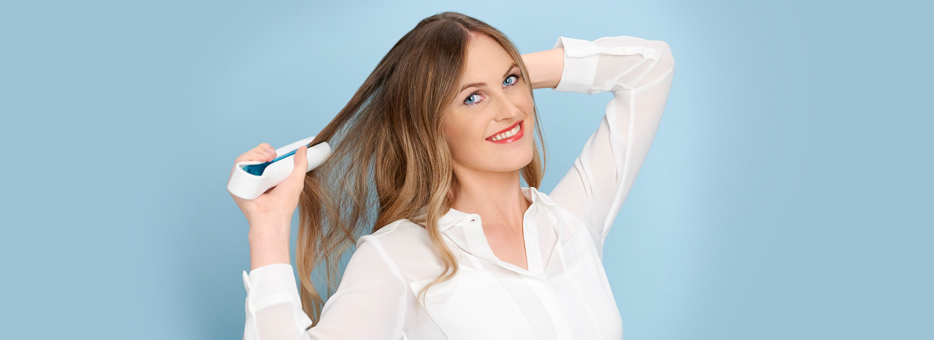 Inverse Hair Conditioning System