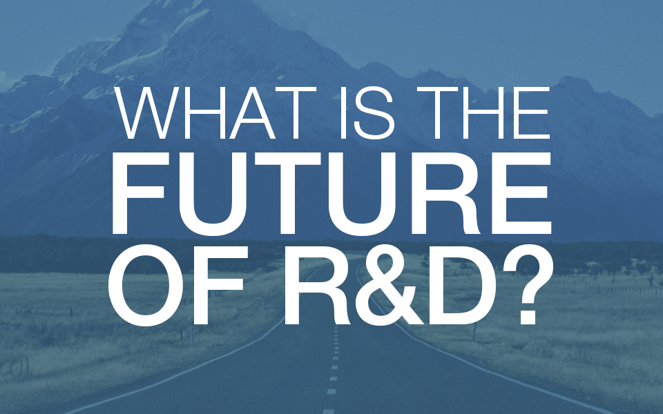 Groundswell: Future of R&D?